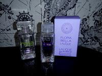 Отдается в дар Миниатюра Flora Bella от Lalique + Moment de Bonheur от Yves Rosher
