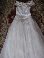Отдается в дар Cвадебное платье