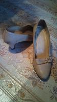 Отдается в дар Старенькие туфли