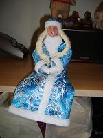 Отдается в дар Снегурочка