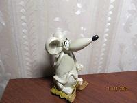 Отдается в дар Фигурка — мышка