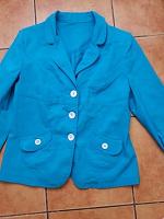 Отдается в дар пиджак женский 48 р.