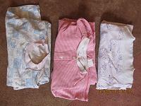 Отдается в дар Три пижамки на 2-3 годика.