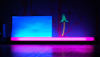 Отдается в дар Лампа ультрафиолетовая
