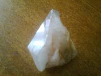 Отдается в дар Кварцевый кристалл