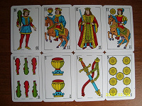 Отдается в дар Карты игральные, испания, португалия.