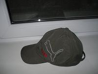 Отдается в дар бейсболка детская Puma