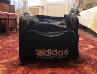 Отдается в дар Спортивная сумка Adidas