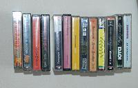 Отдается в дар Аудиокассеты (в основном русский «рок»)