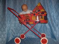 Отдается в дар Коляска для кукол