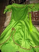 Отдается в дар Зеленое платье