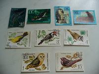 Отдается в дар Много разных марок №2