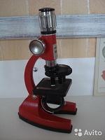 Отдается в дар Школьный микроскоп СССР