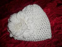 Отдается в дар Летняя шапочка для малышки