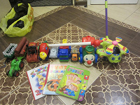 Отдается в дар Детские игрушки до 2 лет