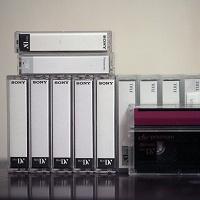 Отдается в дар miniDV кассеты