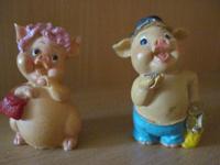 Отдается в дар Статуэтки свинки