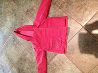 Отдается в дар Куртка красная осень весна холодная 92-98 см