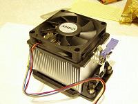 Отдается в дар Кулер AMD под сокет AM2