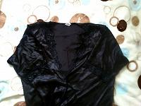 Отдается в дар Шелковый халат, большой размер