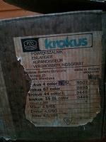 Отдается в дар Фотоувеличитель Krokus 4 Color N SL