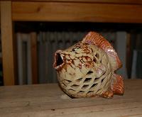 Отдается в дар Рыба-подсвечник хочет создать уютную обстановку