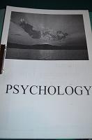 Отдается в дар Psychology
