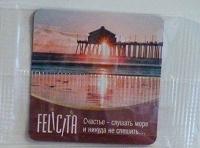 Отдается в дар Магниты из шоколада«Felicita»