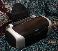 Отдается в дар Принтер Epson stylus C86