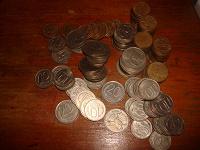 Отдается в дар монеты 1992-1993г