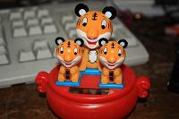 Отдается в дар Игрушка-тигра