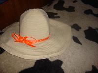 Отдается в дар Летняя шляпка