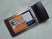 Отдается в дар PCMCIA/Cardbus LAN адаптер Noname.