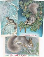 Отдается в дар открытки А.Исакова