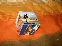 Отдается в дар Кубик-раскладушка