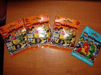 Отдается в дар minifigures LEGO