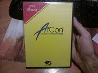 Отдается в дар Диск с программой ArCon (лицензия)