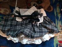 Отдается в дар летняя юбка