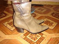 Отдается в дар осенние ботинки