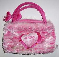 Отдается в дар Розовая сумочка детская