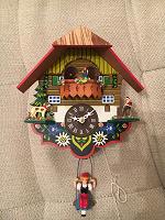 Отдается в дар Часы из Швейцарии