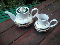 Отдается в дар чайник и молочник
