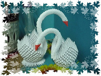 Отдается в дар Подарю лебедя =)