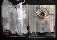 Отдается в дар Радиатор для жёсткого диска 3.5