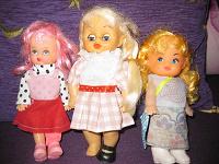Отдается в дар куколки маленькие