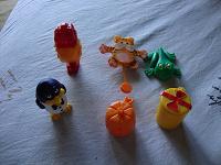 Отдается в дар Одинокие игрушки