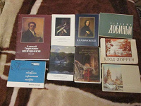 Отдается в дар Советские наборы открыток