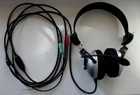 Отдается в дар Наушники с микрофоном SVEN AP-800