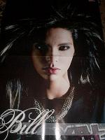 Отдается в дар Плакат Tokio Hotel