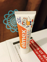 Отдается в дар Зубная паста — детская